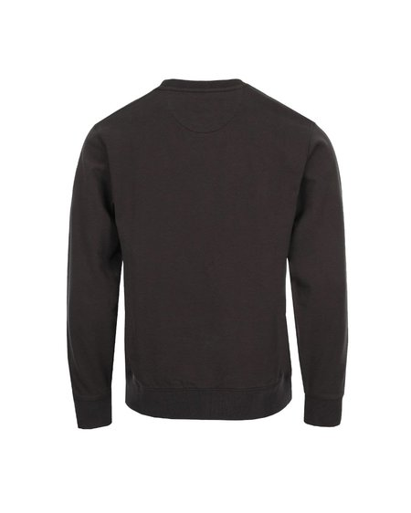 Saturdays NYC Bowery Rocco Fill Sweatshirt - Black