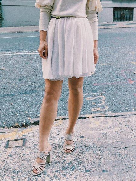 Petit Mioche Silk Tulle Skirt