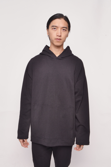 The Celect Jumbo hoodie - black