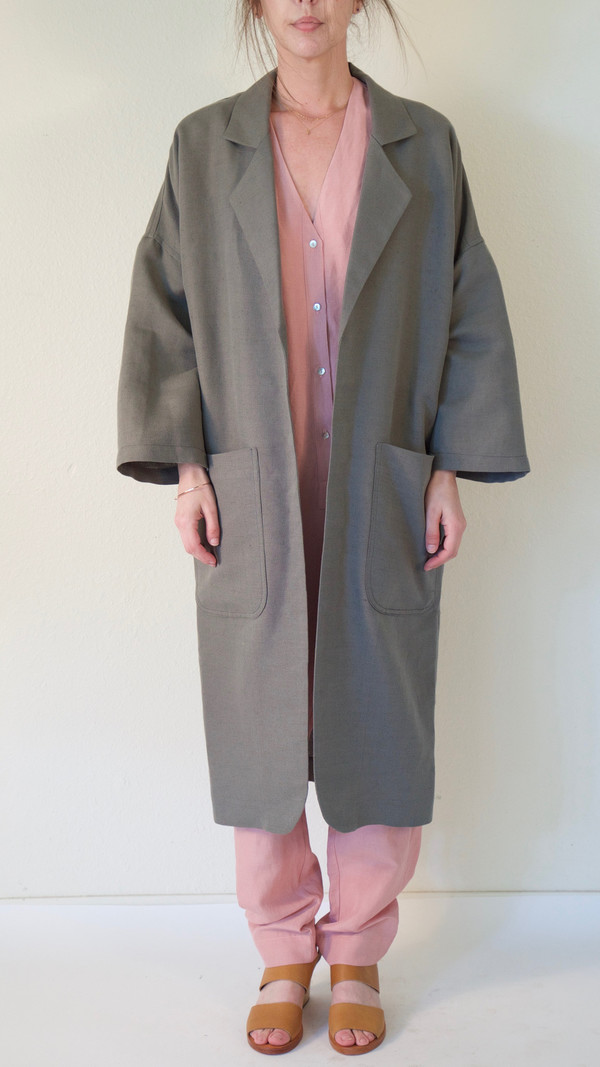 Horses Atelier Alchemical Jacket in Green