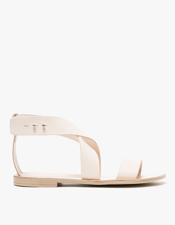 Intentionally Blank RIVE sandal in natural