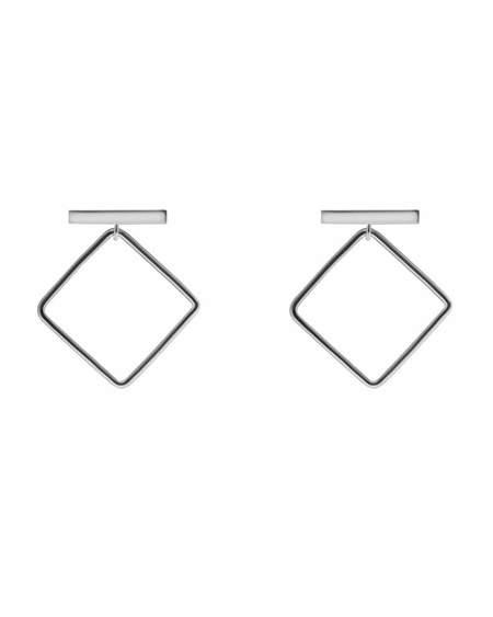 Maksym Bobcar Earrings - Silver