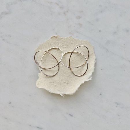 Yayaand Earrings - Sterling Silver