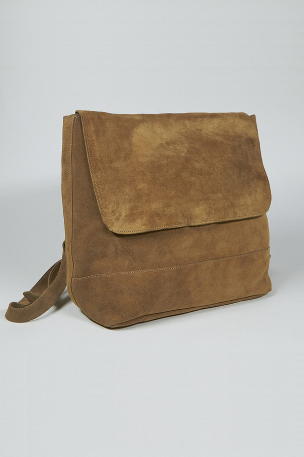 Clyde Suede Room Backpack