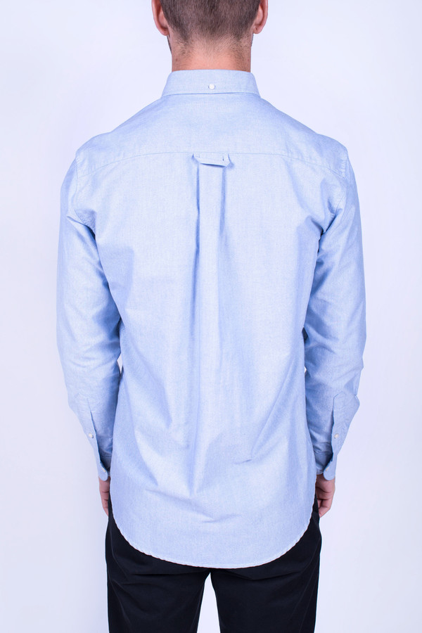 Men's Our Legacy 1940s Shirt Blue Oxford