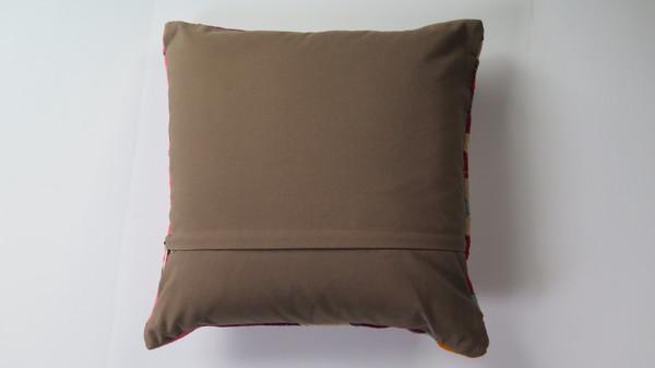 Kilim Vintage Turkish Pillow Style 8