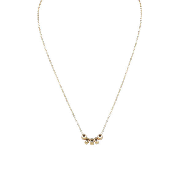 Emmy Trinh Jewlery Sol Interstellar Necklace