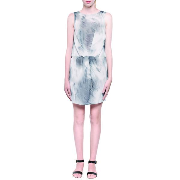 Valerie Dumaine Meja Printed Dress