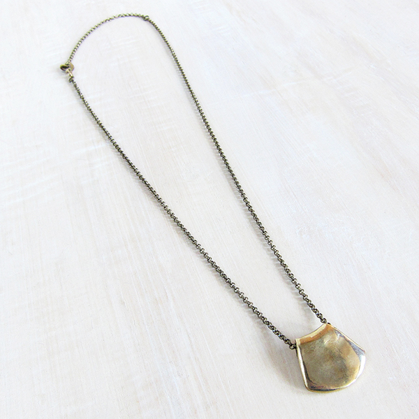 Marisa Mason Sequoia necklace