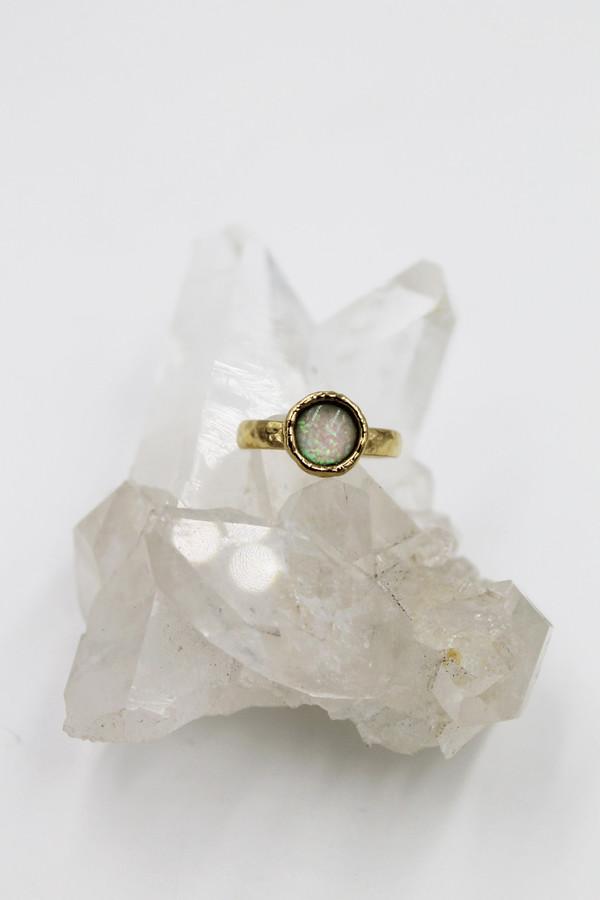 Sheila B Opalite Ring