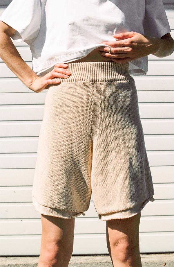 BaseRange Orleans Short - nude