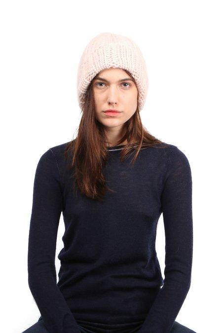 KARAKORAM Knitted Hat - Light Pink