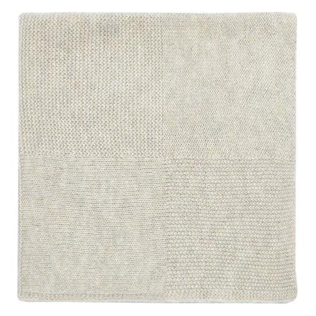 Kids Bonton Mika Blanket With Hood - Biege Grey