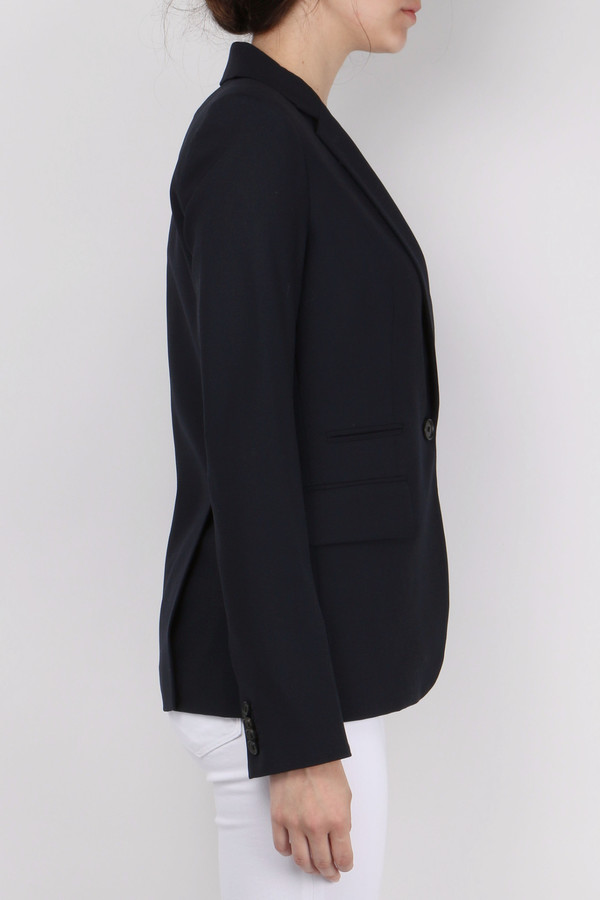 Veronica Beard Classic Jacket - Navy