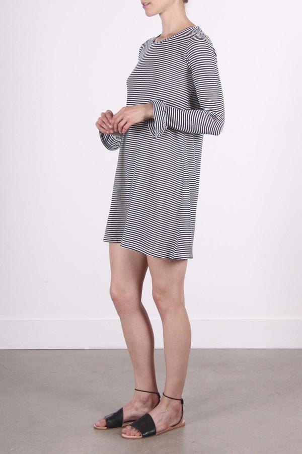Calder Blake Jeana Dress in Picasso Stripe