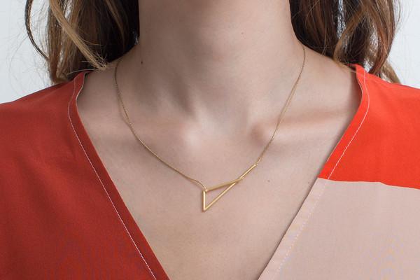 Mau Four Point Necklace