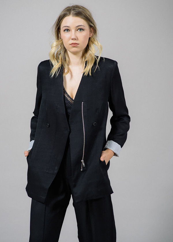 Whyred Ladawn Double Breasted Blazer