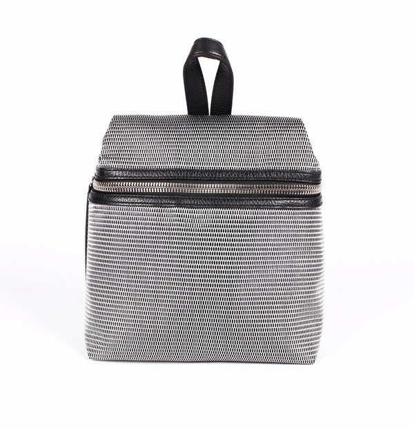 KARA Mesh Small Backpack