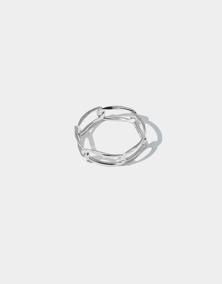 Cled Collapsible Chain Ring - D