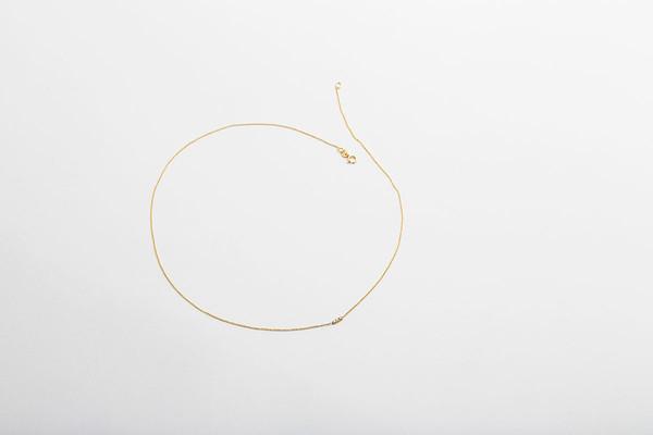 Hortense Tic Tac Diamond Necklace
