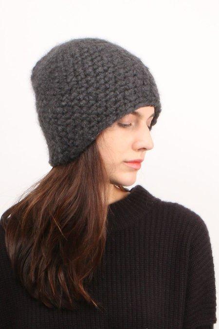 KARAKORAM ACCESSORIES Knit Beanie - Charcoal