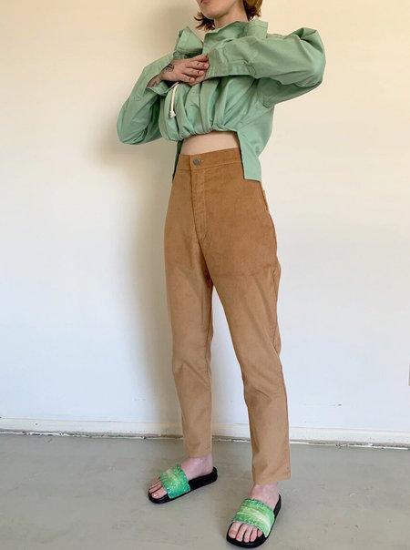 DÉSIRÉEKLEIN Lotta Pants - Toast Corduroy
