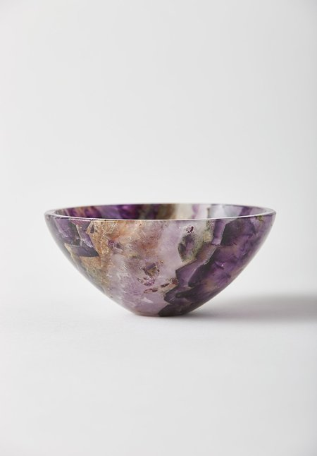 Fourth St Large Bowl - Amethyst