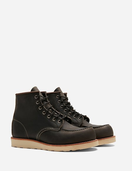 Red Wing 8890 Moc Toe Work Boot - Charcoal Grey