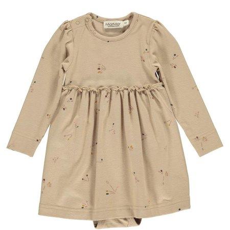 kids marmar copenhagen ramona baby dress - cardamom big stem
