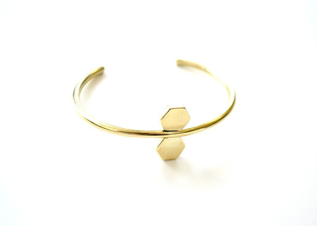 Bloomin' Brilliant Halley Cuff