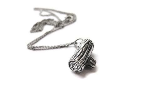 Elaine Ho Mini Stump Necklace