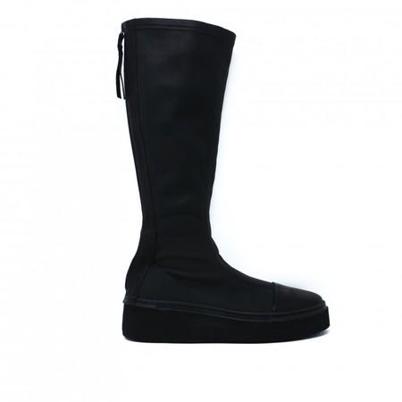 Puro Secret Keeps U Cool Knee Boots - Black