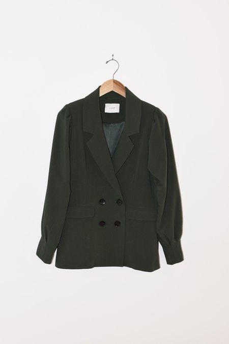 Just Female Etna Blazer - Dark Green