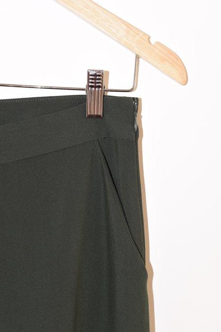 Just Female Etna Trouser - Dark Green