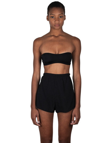 Minnow Bathers Walker Bandeau (Black)