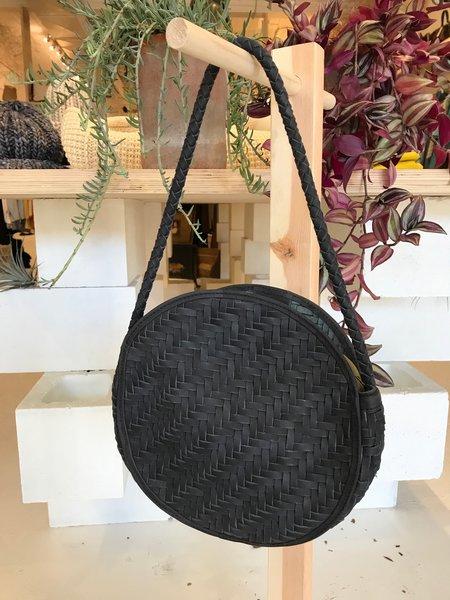 Bembien Audrey Nubuck Leather Bag - Buffalo Black