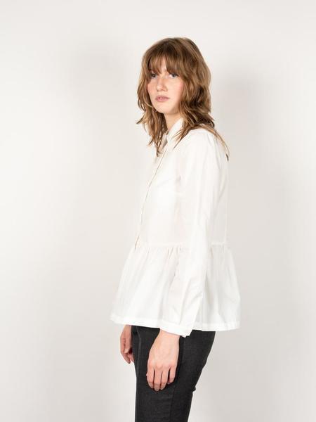 Town Clothes Kathleen Shirt - Magnolia