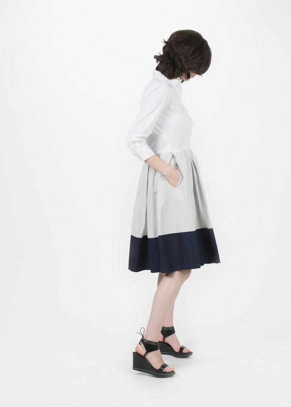 Sara Roka Elenat Dress with Belt