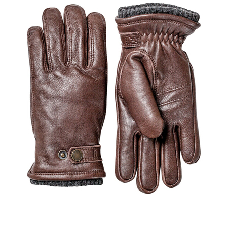 Hestra Utsjö Gloves - Espresso