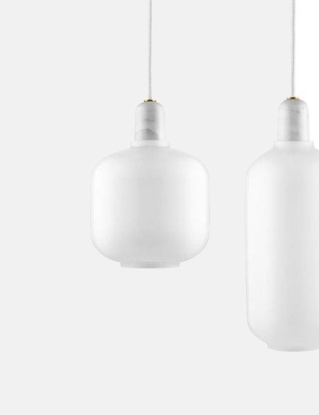 Normann Copenhagen Small Amp lamp EU - White
