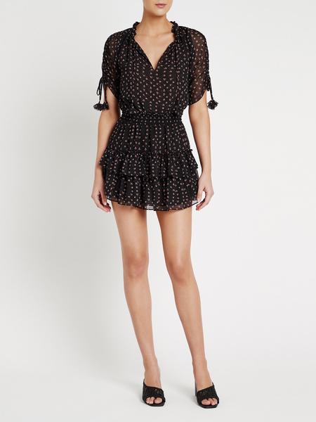 Misa Los Angeles Becca Dress - black