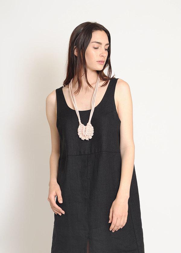 Zelma Rose Agate Necklace