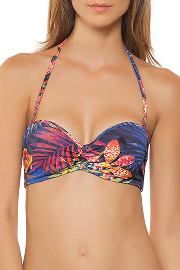 Estivo Bandeau Bikini Top Waikiki