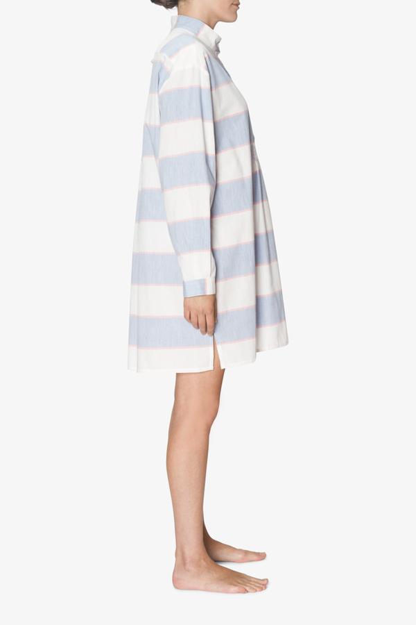 The Sleep Shirt Short Sleep Shirt Montauk Cotton
