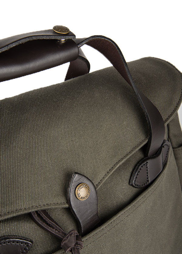 Filson - Briefcase Computer Bag in Otter Green