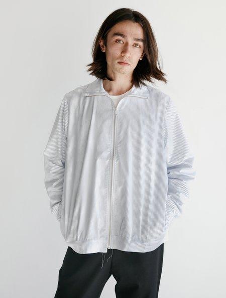 Camiel Fortgens Track Jacket - Blue/White Stripe