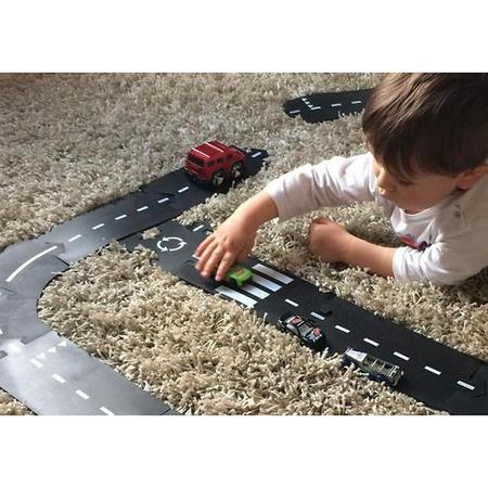 kids WAYTOPLAY King of the Road Play Set toy