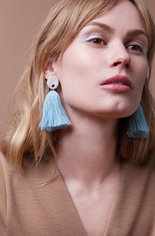 Gamma Folk Nico Earrings