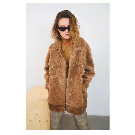 Ri-Ri-Ku Teddy Coat