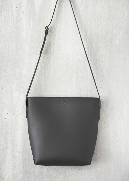 The Stowe - Juliette Bag in Black